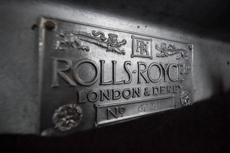1930 Rolls-Royce Phantom II Shooting Brake 7