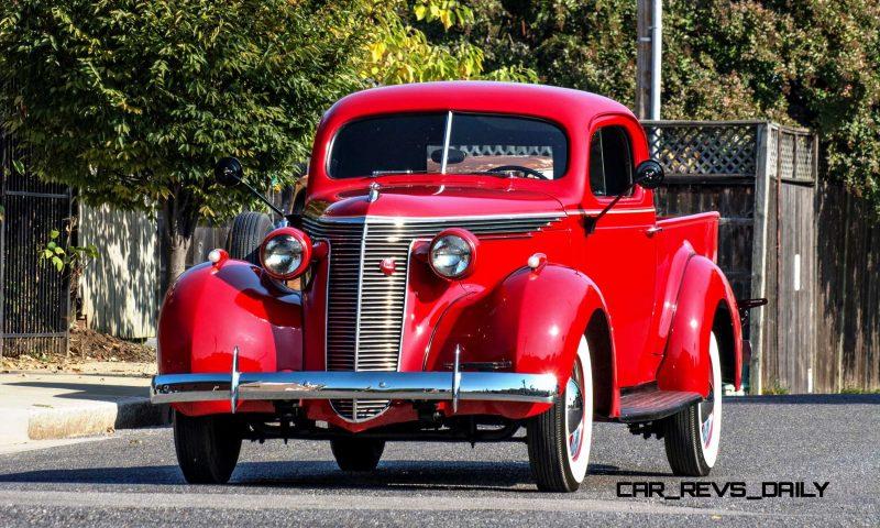 1937 Studebaker J5 Express Coupe Pickup  5