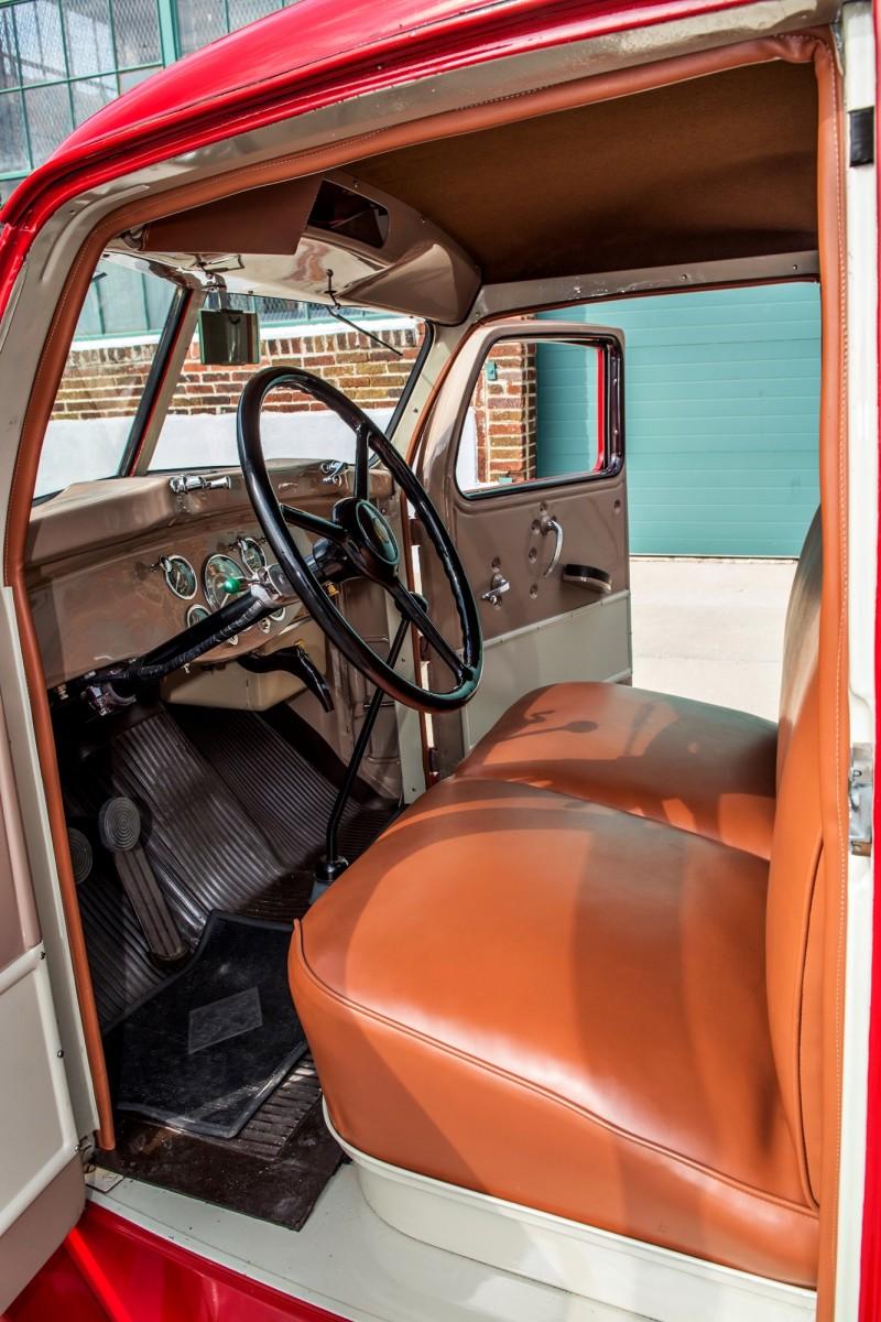 1937 Studebaker J5 Express Coupe Pickup 7