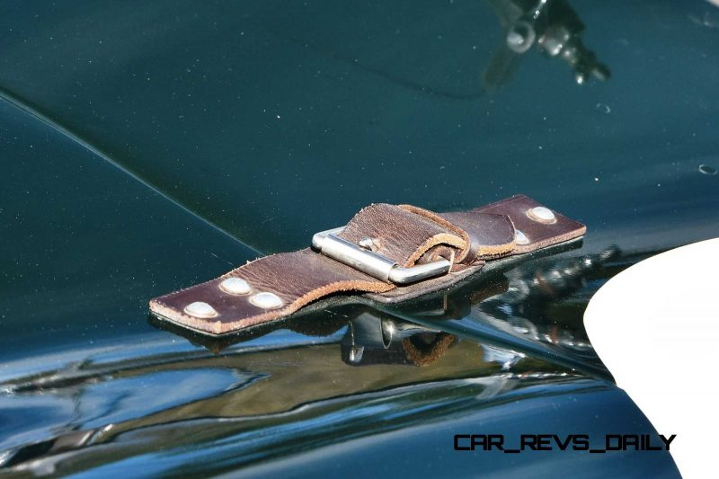1952 Jaguar C-Type Le Mans Kettle Aerodynamic Recreation 18