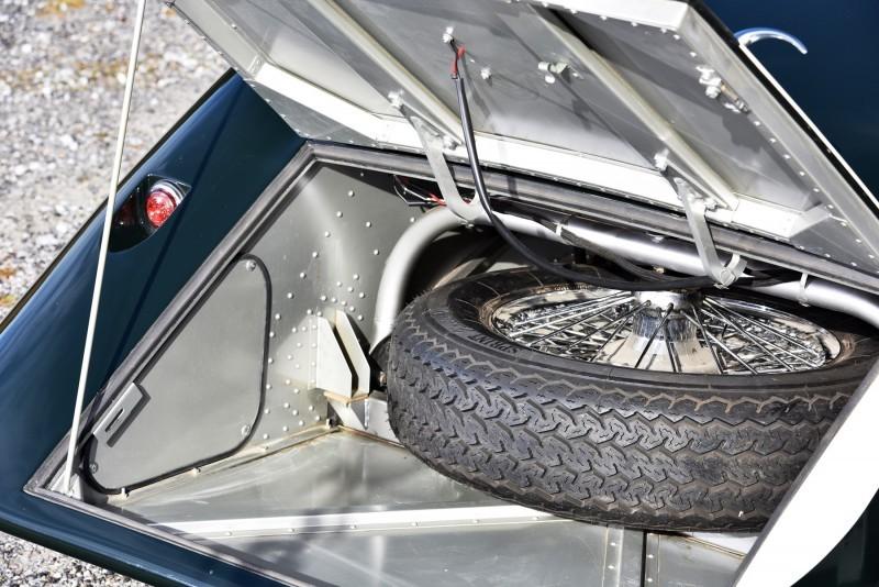 1952 Jaguar C-Type Le Mans Kettle Aerodynamic Recreation 19