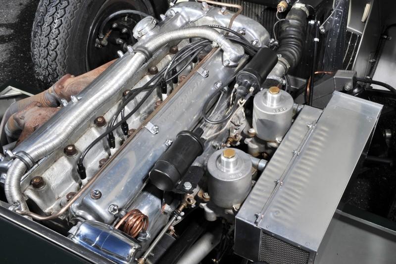 1952 Jaguar C-Type Le Mans Kettle Aerodynamic Recreation 4