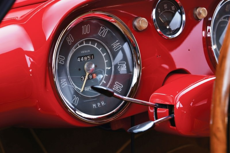 1955 Ferrari 250GTE Low-Roof Alloy Coupe 14