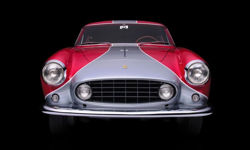 1955 Ferrari 250GTE Low-Roof Alloy Coupe 17