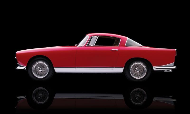 1955 Ferrari 250GTE Low-Roof Alloy Coupe 6