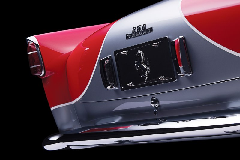 1955 Ferrari 250GTE Low-Roof Alloy Coupe 8