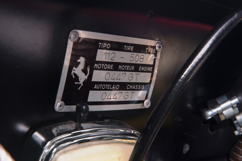1955 Ferrari 250GTE Low-Roof Alloy Coupe 9