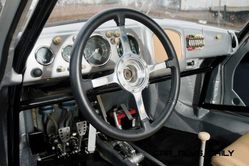 1955 Porsche 356 OUTLAW Pre-A Emory Special Coupe 31