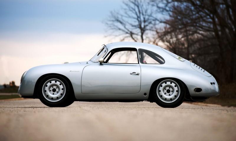 1955 Porsche 356 OUTLAW Pre-A Emory Special Coupe 5