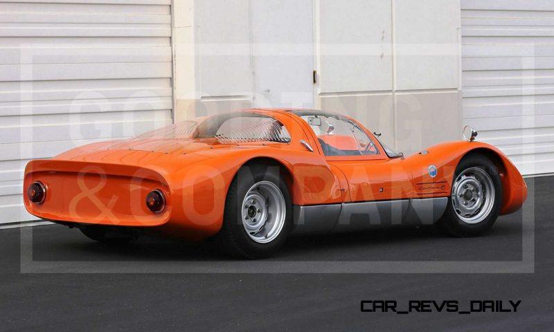 1966 Porsche 906 Carrera 6 Race Car 14