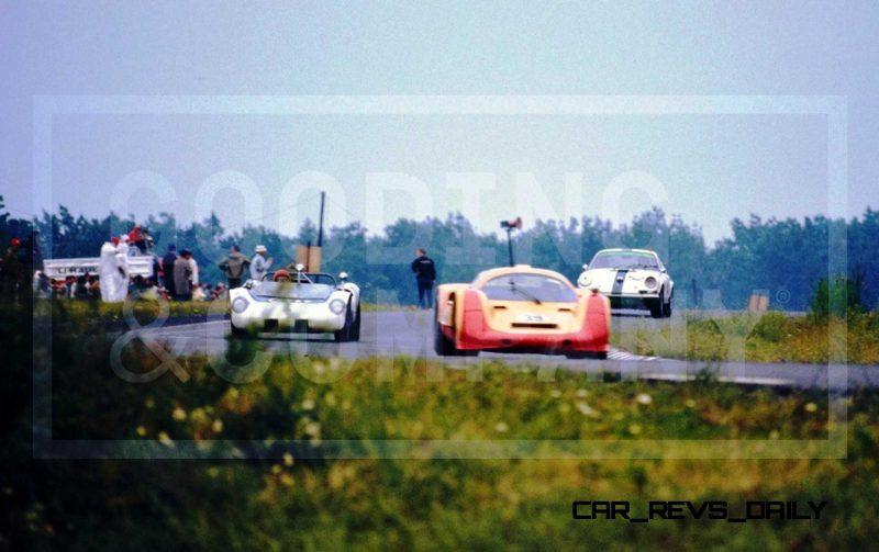 1966 Porsche 906 Carrera 6 Race Car 9