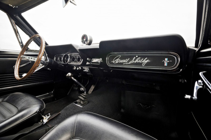 1966 Shelby Mustang GT350 16
