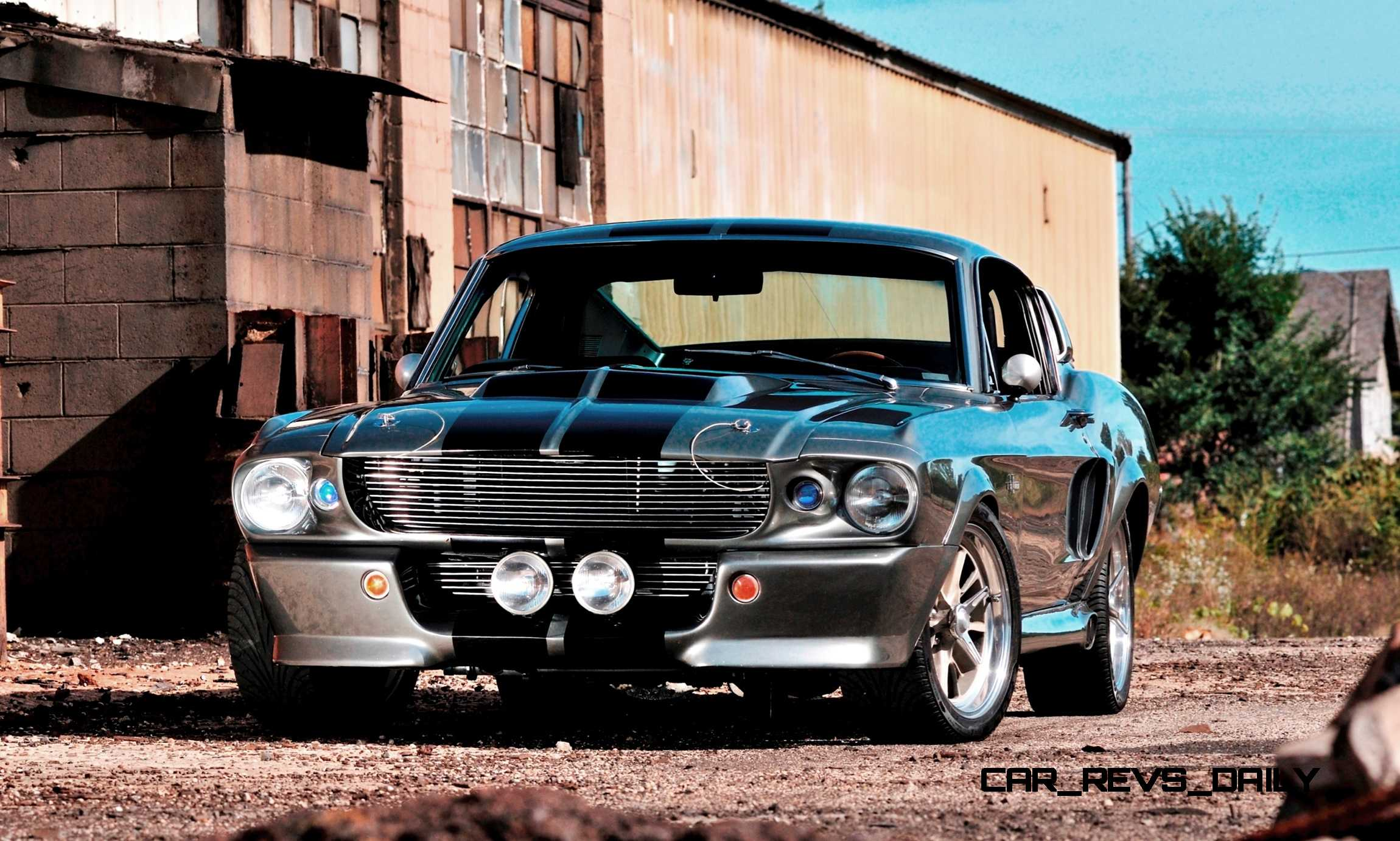 Ford Mustang Shelby Gt500 Eleanor Wallpaper Hd 1967 Shelby Gt500 Eleanor Mustang