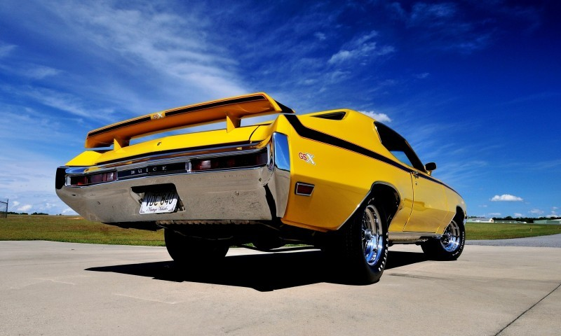 1970 Buick GSX 11
