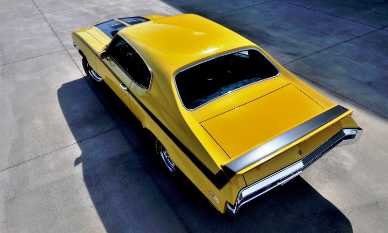 1970 Buick GSX 20