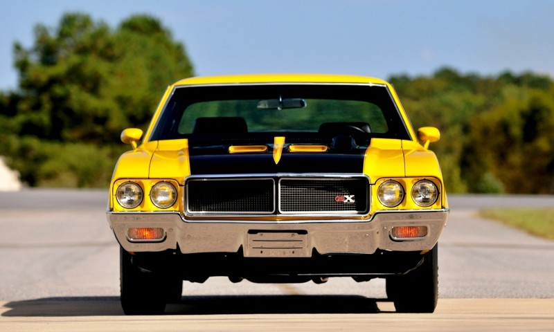 1970 Buick GSX 24
