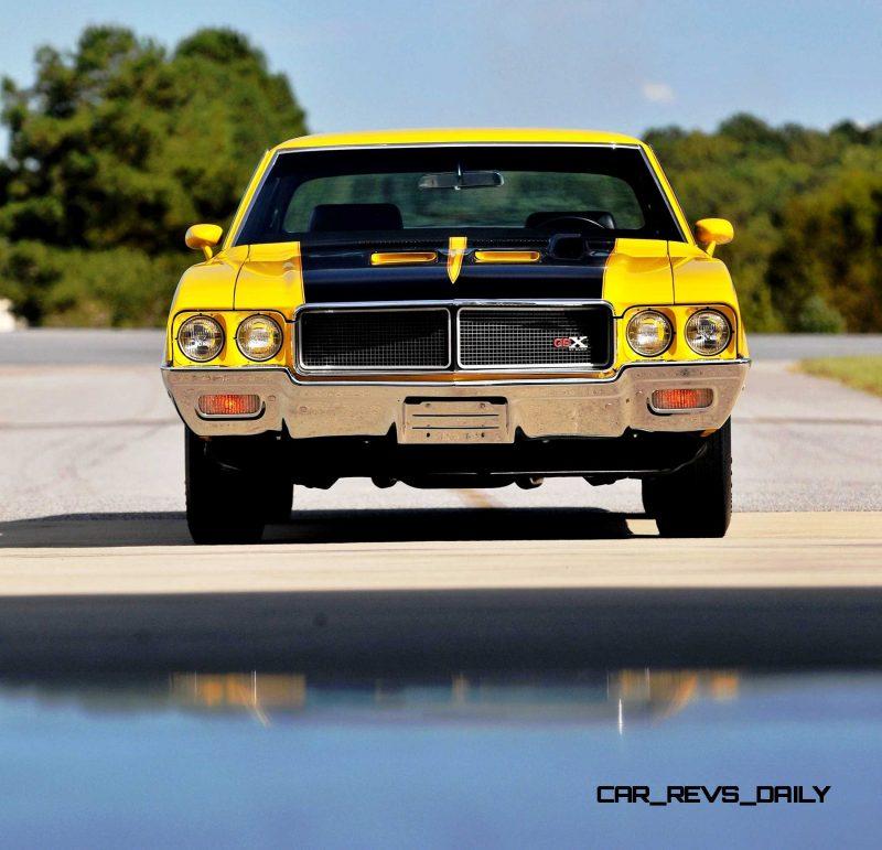 1970 Buick GSX 25