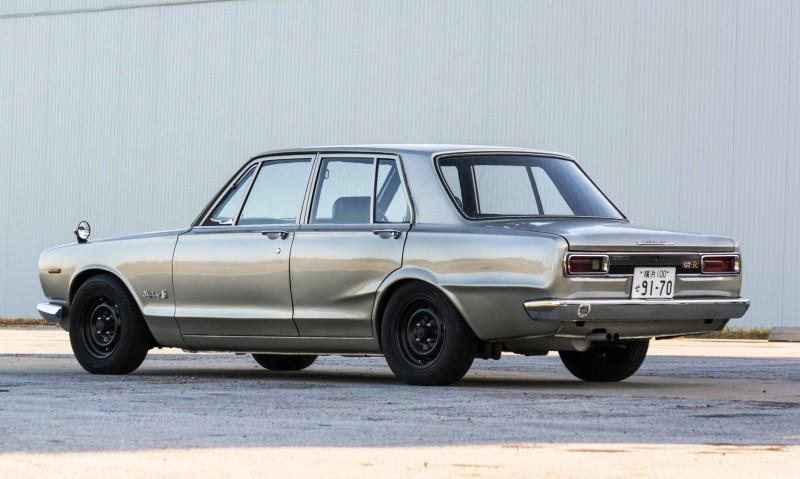 1970 Nissan Skyline Gtr