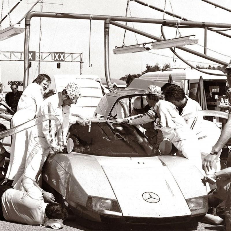1977 Mercedes-Benz C111-III Diesel 16