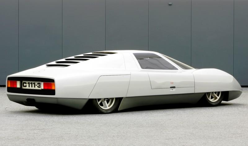 1977 Mercedes-Benz C111-III Diesel 18