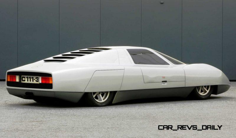 1977 Mercedes-Benz C111-III Diesel 23