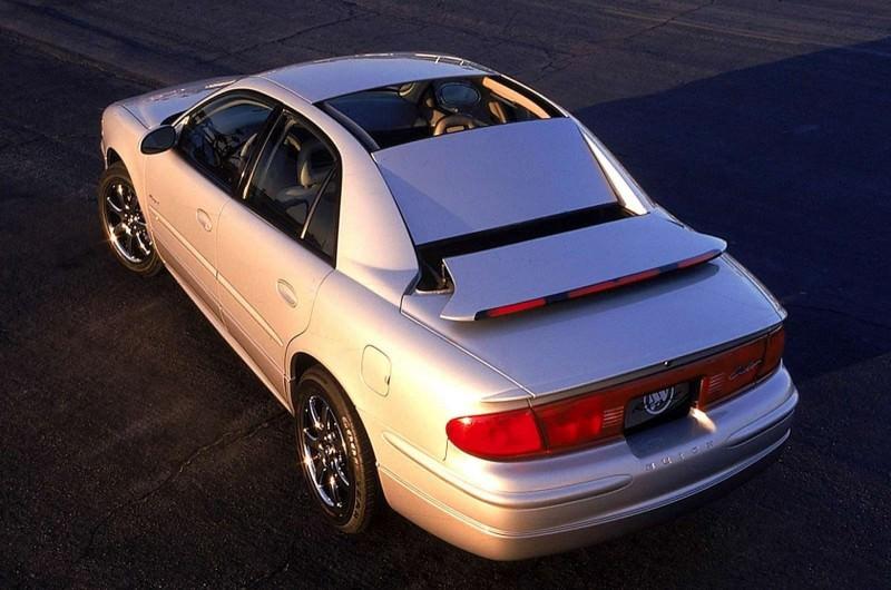 2000 Buick Regal Cielo 5