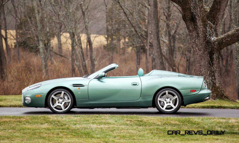 2003 Aston Martin DB AR1 by Zagato 5