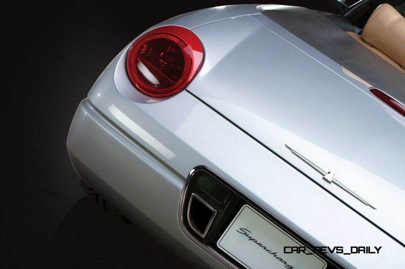 2003 Ford Thunderbird Supercharged Concept 38