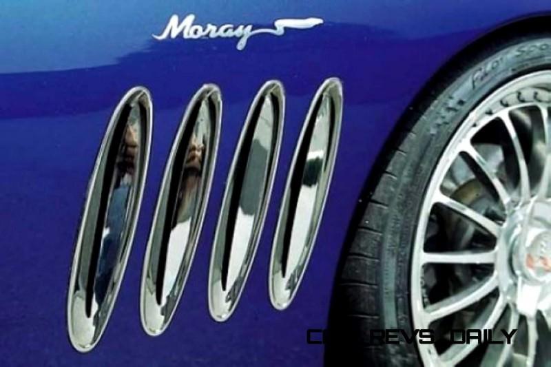2003 ItalDesign Moray Corvette By Giugiaro 20