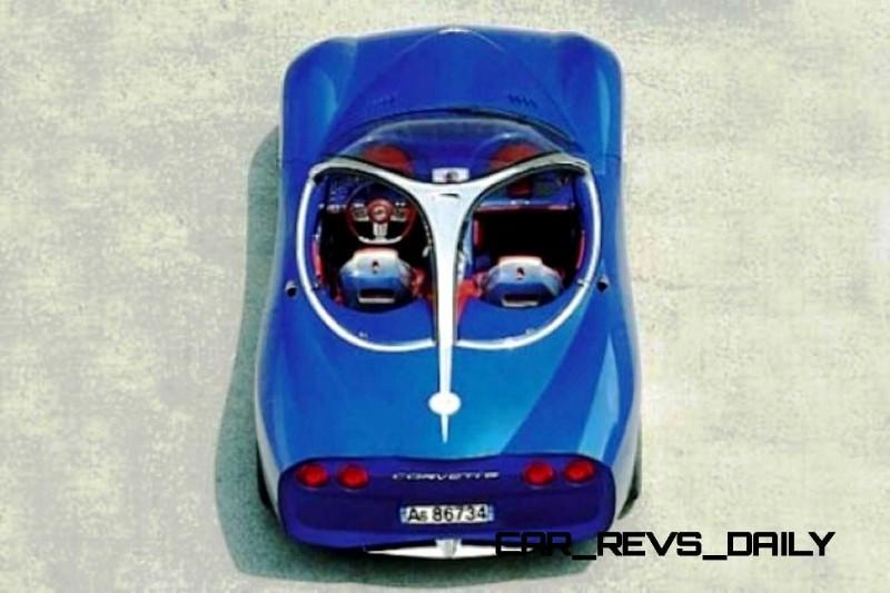 2003 ItalDesign Moray Corvette By Giugiaro 24