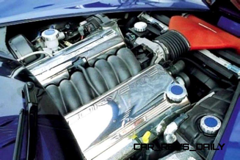 2003 ItalDesign Moray Corvette By Giugiaro 26