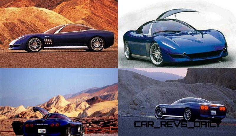 2003 ItalDesign Moray Corvette By Giugiaro 6-tile