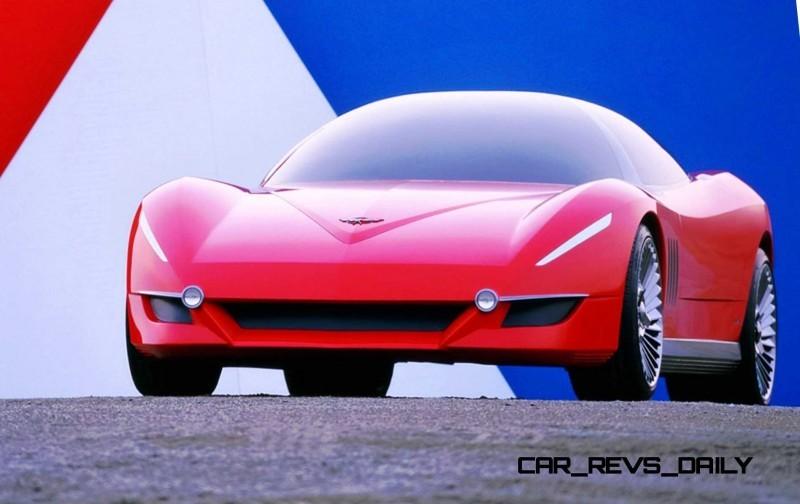 2003 ItalDesign Moray Corvette By Giugiaro 8