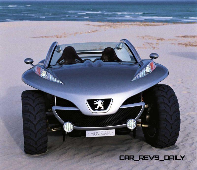 2003 Peugeot Hoggar 27