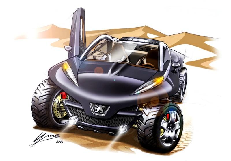 2003 Peugeot Hoggar 38