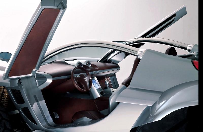 2003 Peugeot Hoggar 4