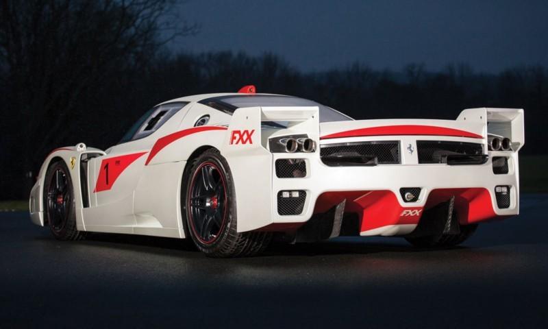 2005 Ferrari FXX Evoluzione 2