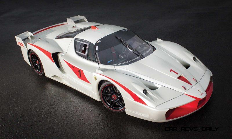 2005 Ferrari FXX Evoluzione 22