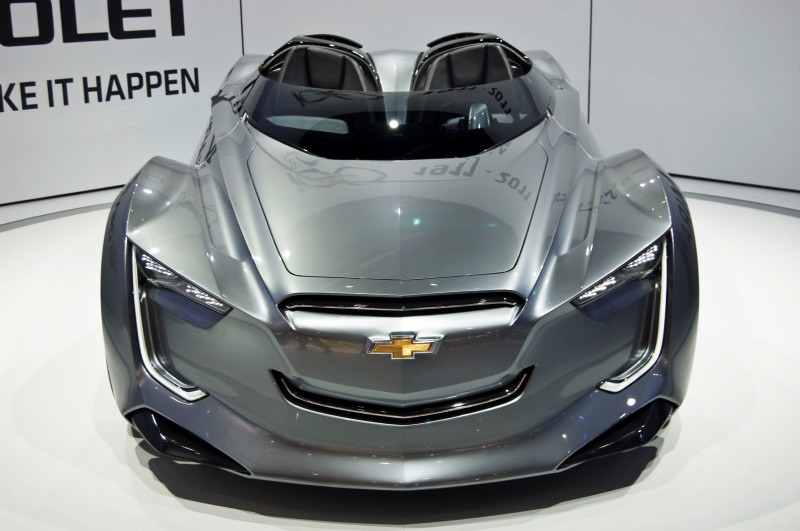 2011 Chevrolet Miray Roadster Concept 32