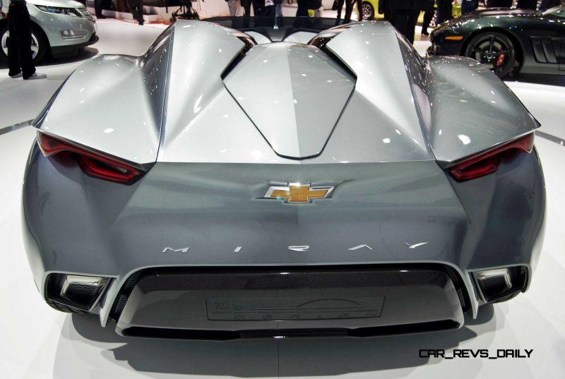 2011 Chevrolet Miray Roadster Concept 34