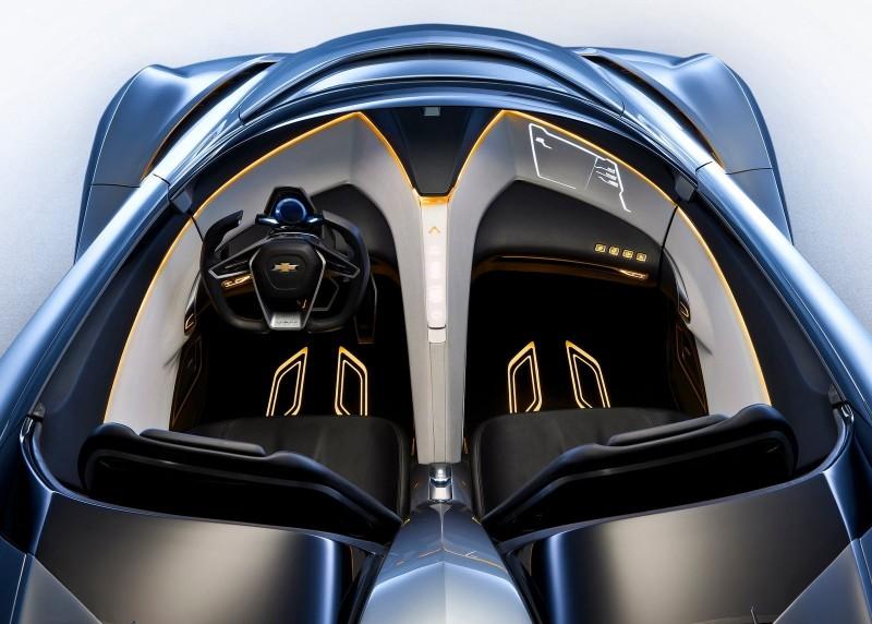 2011 Chevrolet Miray Roadster Concept 39