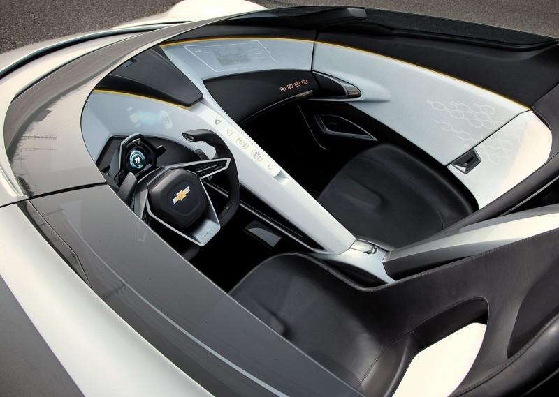 2011 Chevrolet Miray Roadster Concept 40