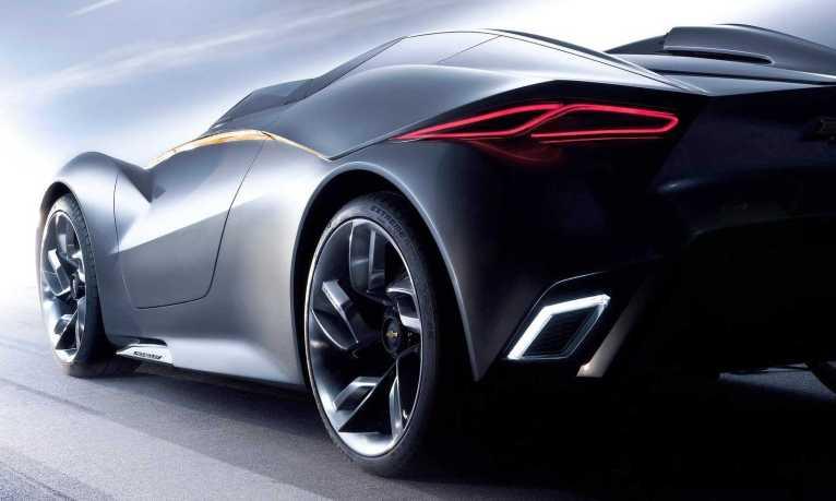 2011 Chevrolet Miray Roadster Concept 43