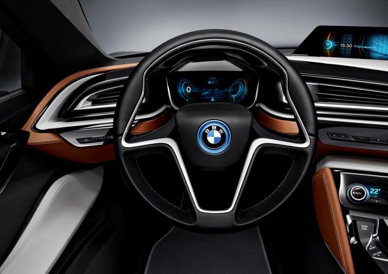 2012 BMW i8 Concept Spyder 17