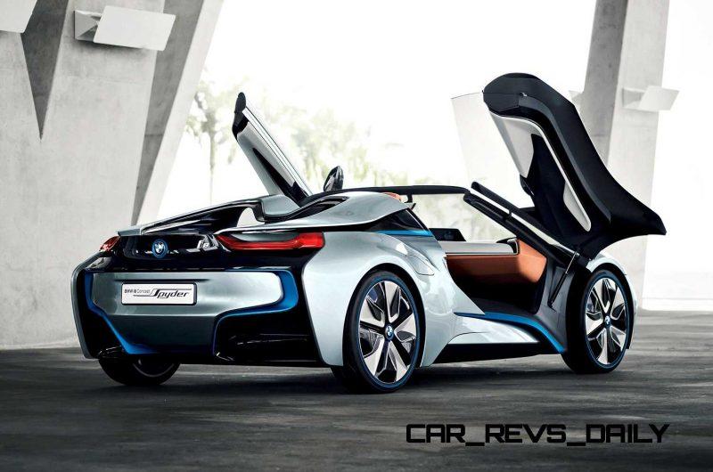 2012 BMW i8 Concept Spyder 29