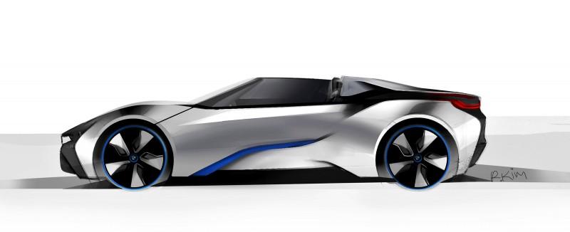 2012 BMW i8 Concept Spyder 47