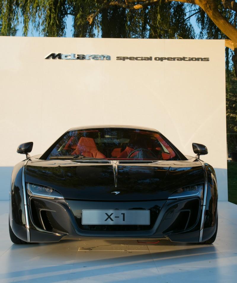 2012 McLaren X-1 2