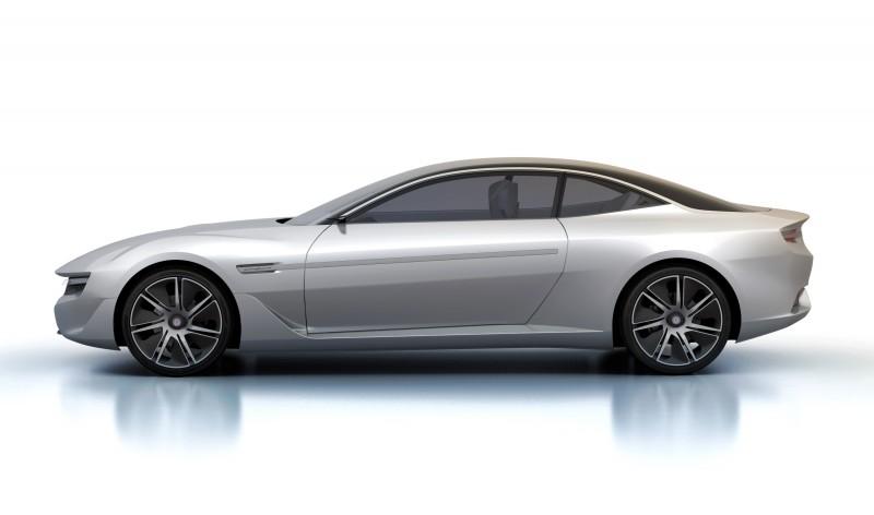 2012 Pininfarina Cambiano 35