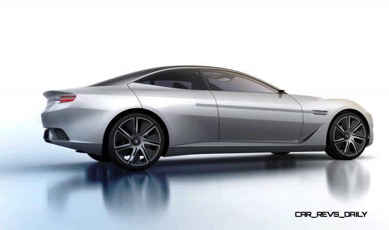 2012 Pininfarina Cambiano 40