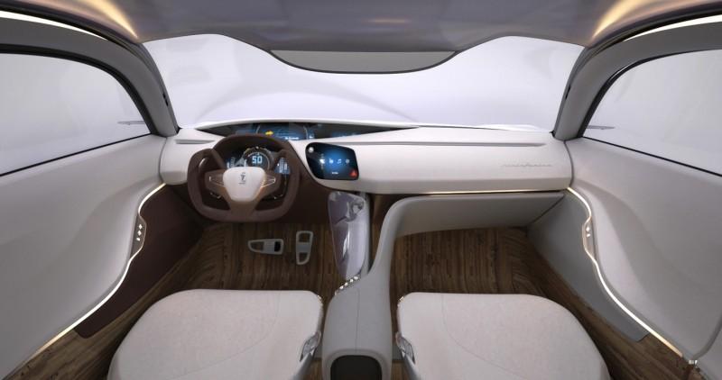 2012 Pininfarina Cambiano 9